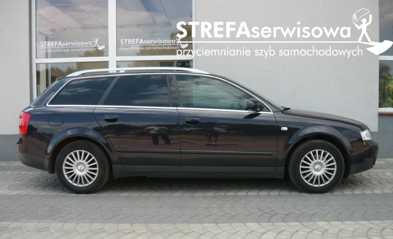 10 Audi A4 B6 kombi Przód 50% Tył 5%