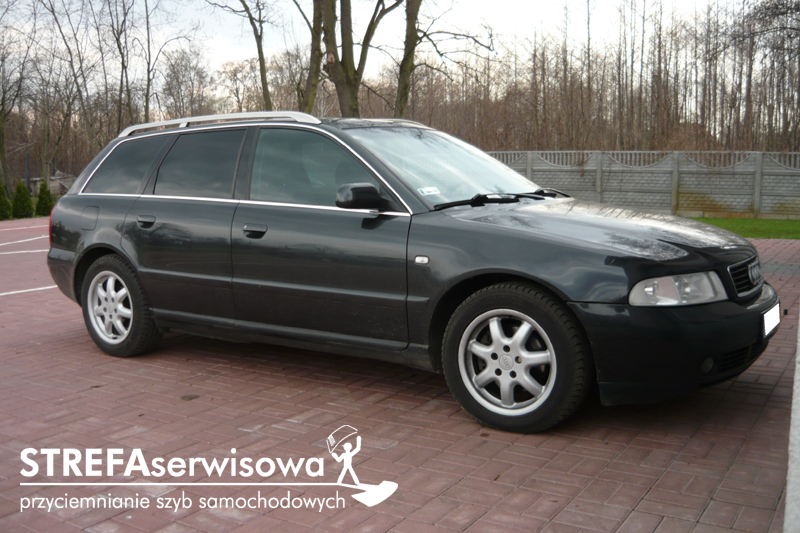 3 Audi A4 B5 Kombi Tył 20%