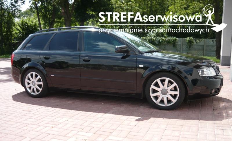 3 Audi A4 B6 kombi Tył 20%
