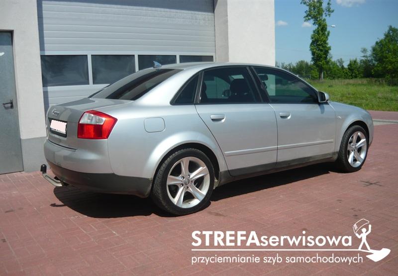 3 Audi A4 B6 sedan Przód 50% Tył 50%