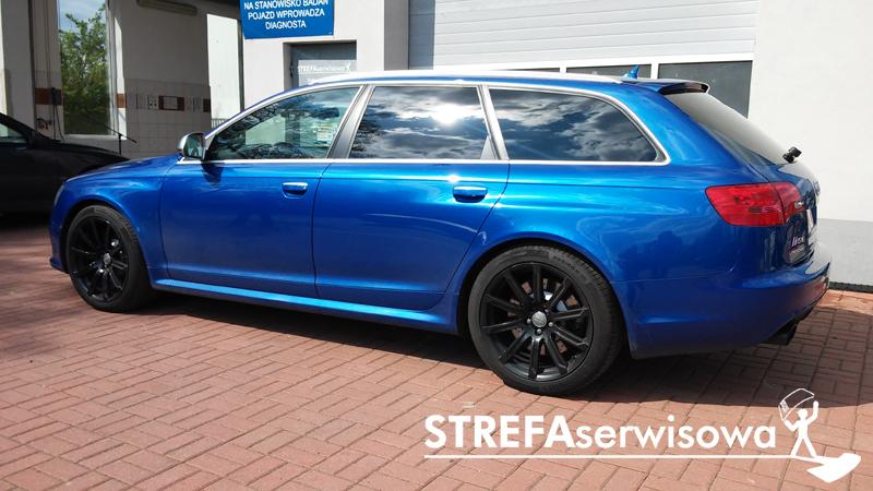 3 Audi A6 C6 kombi Tył 5%