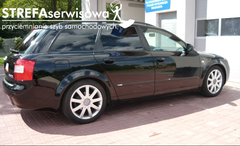 4 Audi A4 B6 kombi Tył 20%