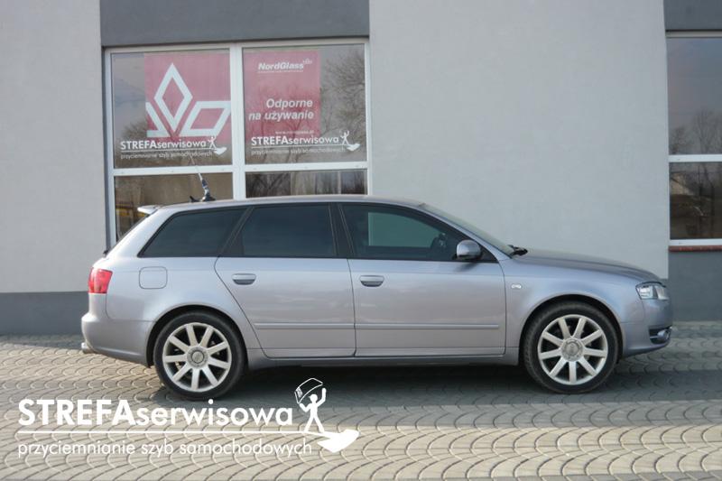 5 Audi A4 B7 kombi Przód 50% Tył 20%