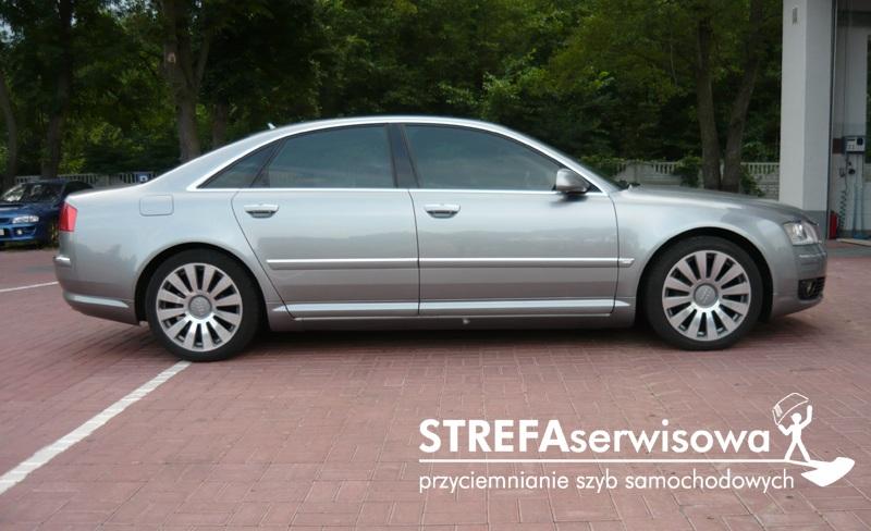 5 Audi A8 D3 Przód 50% Tył 35%