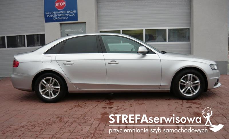 6 Audi A4 B8 sedan Tył 20%