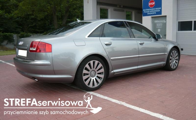 6 Audi A8 D3 Przód 50% Tył 35%