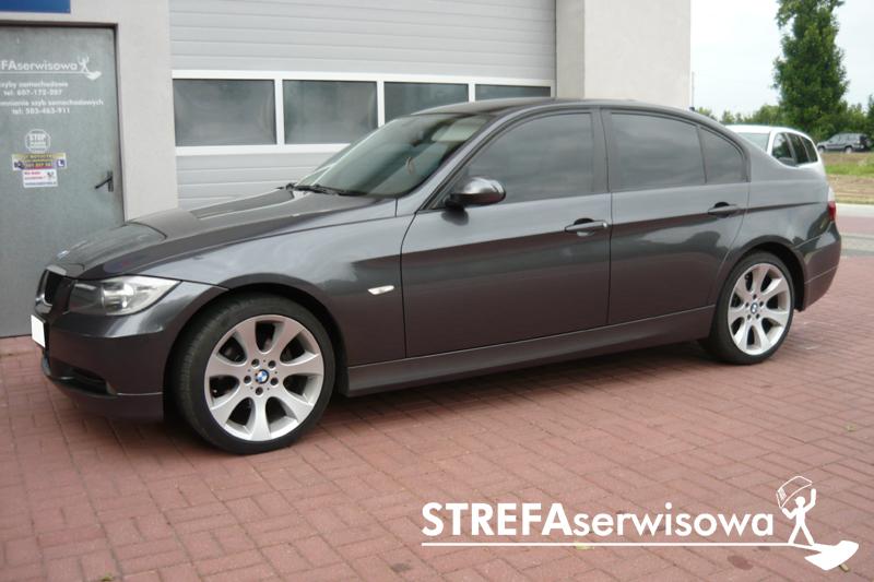 1 BMW 3 E90 Przód 20% Tył 20%
