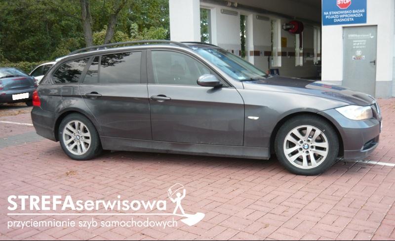 1 BMW 3 E91 Przód 50% Tył 50%