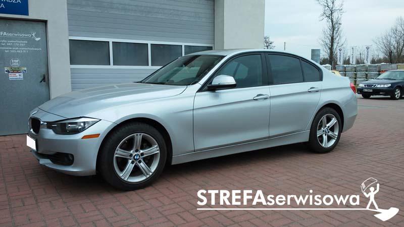 1 BMW 3 F30 Przód 50% Tył 35%