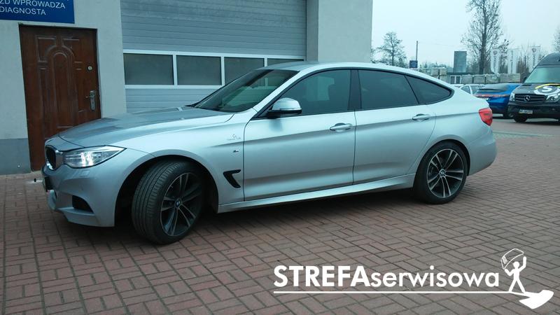 1 BMW 3GT F34 Przód 50% Tył 35%