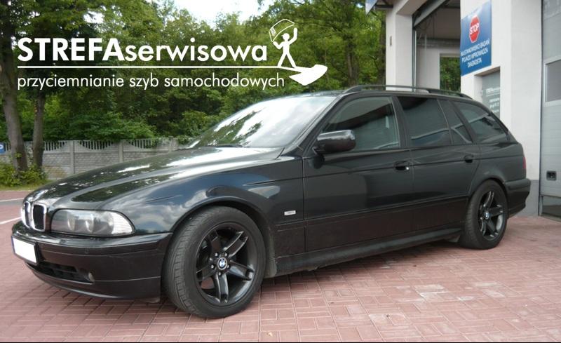 1 BMW 5 E39 Kombi Tył 5%