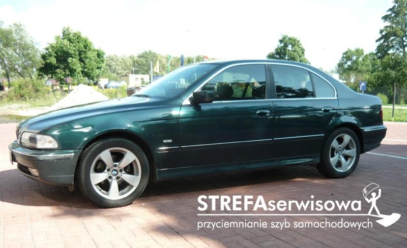 1 BMW 5 E39 sedan Przód 50% Tył 50%