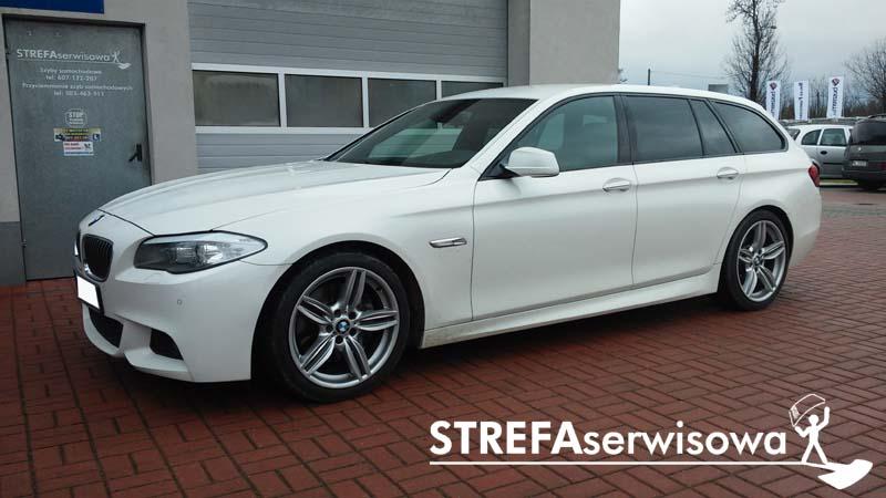 1 BMW 5 F11 Tył 35%