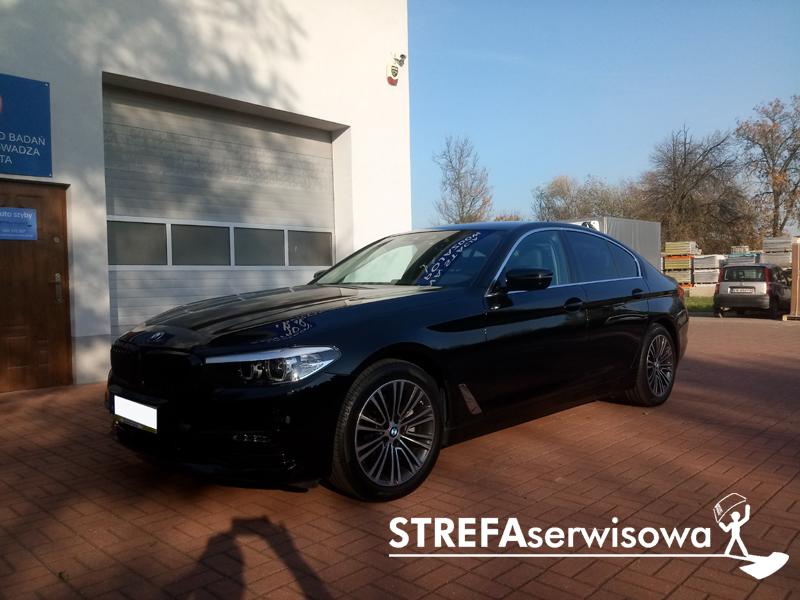 1 BMW 5 G30 Tył 20%