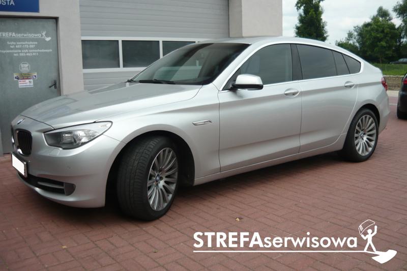 1 BMW 5GT F07 Przód 50% Tył 20%
