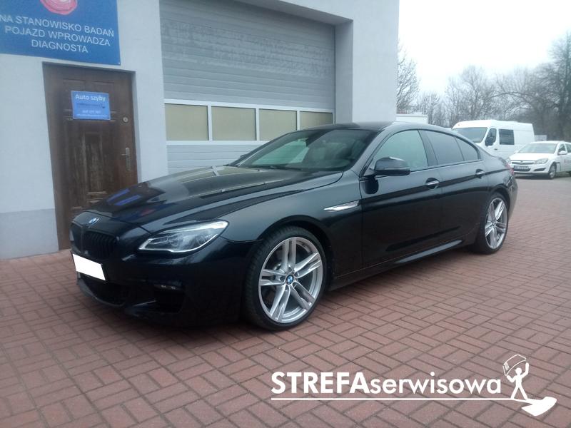 1 BMW 6 Gran Coupe F06 Tył 20%