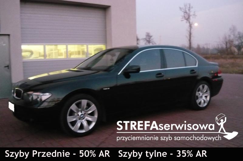 1 BMW 7 E65