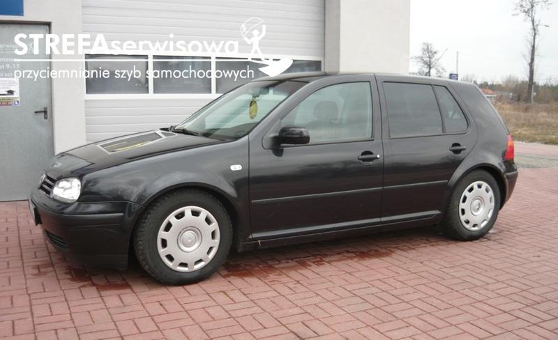 1 VW Golf IV hatchback 5d Tył 35%