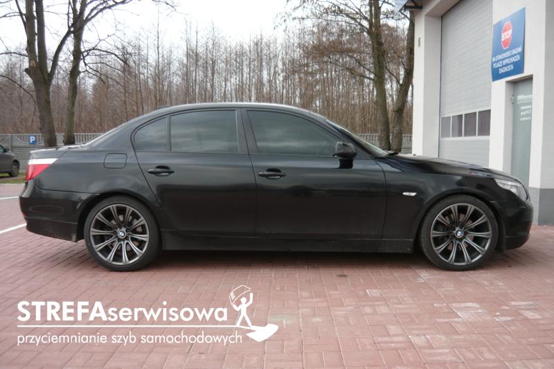 10 BMW 5 E60 Przód 20% Tył 20%