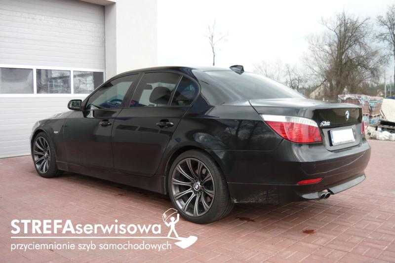 12 BMW 5 E60 Przód 20% Tył 20%