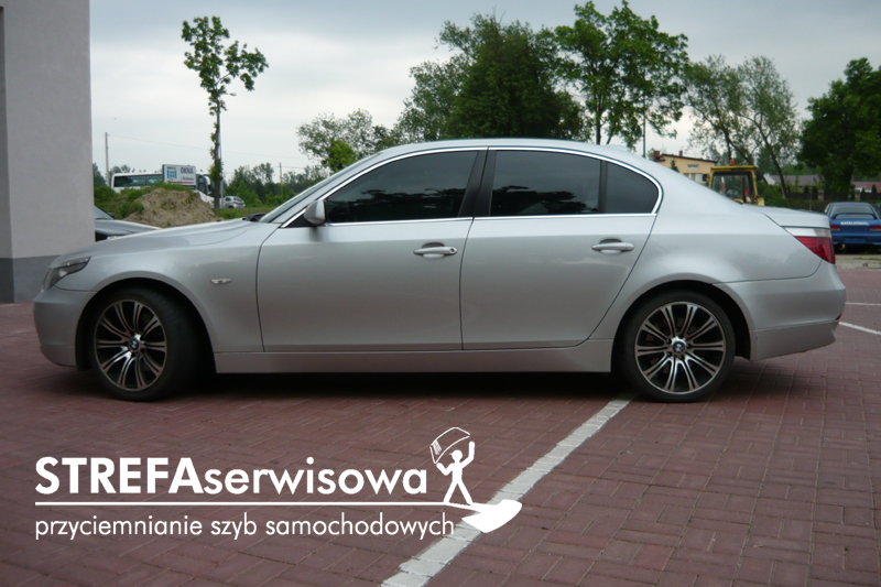 13 BMW 5 E60 Przód 20% Tył 20%