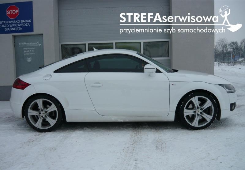 2 Audi TT 8J Przód 50% Tył 35%