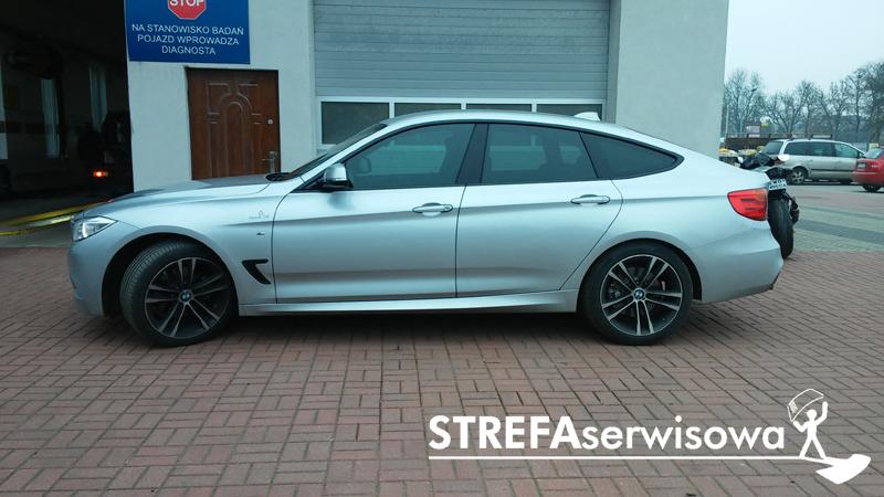 2 BMW 3GT F34 Przód 50% Tył 35%