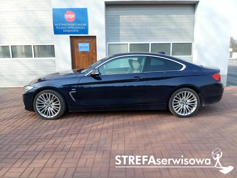2 BMW 4 F32 Tył 35%
