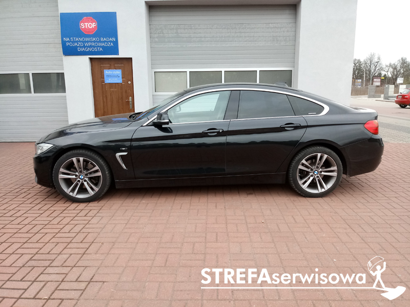 2 BMW 4 Gran Coupe F36 Tył 20%