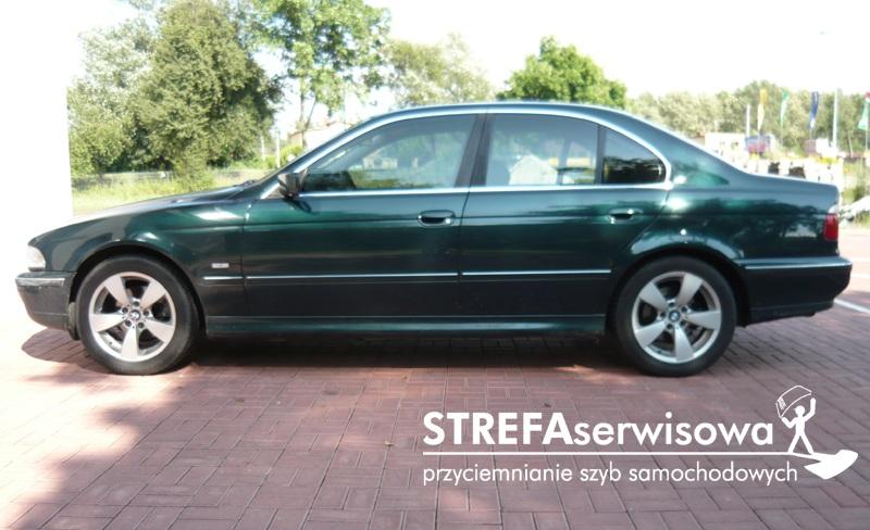 2 BMW 5 E39 sedan Przód 50% Tył 50%