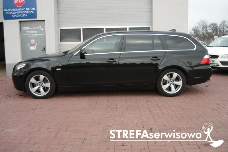 2 BMW 5 E61 Przód 50% Tył 20%