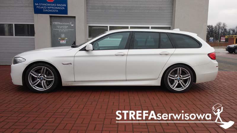 2 BMW 5 F11 Tył 35%