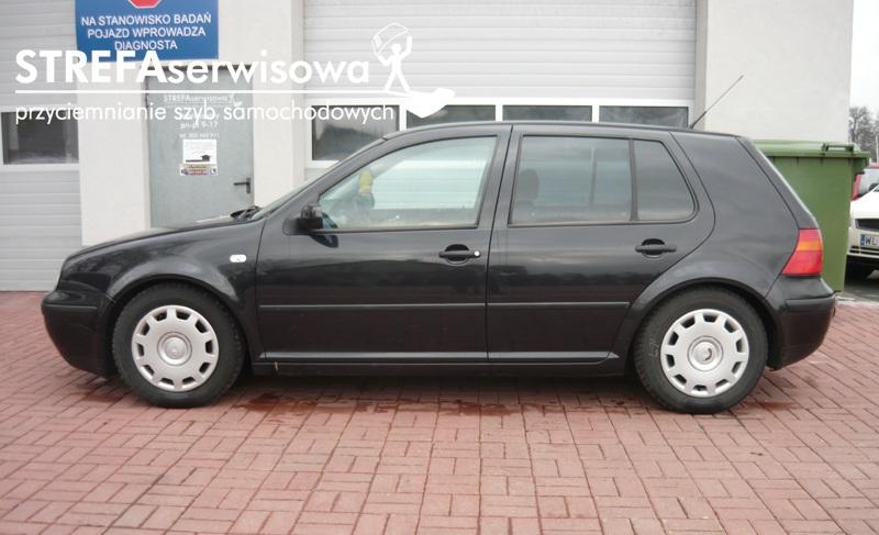 2 VW Golf IV hatchback 5d Tył 35%