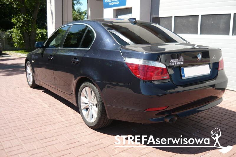 23 BMW 5 E60 Przód 50% Tył 35%