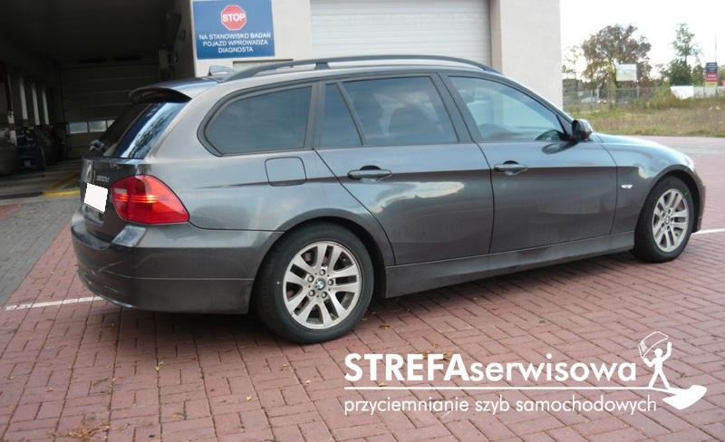 3 BMW 3 E91 Przód 50% Tył 50%
