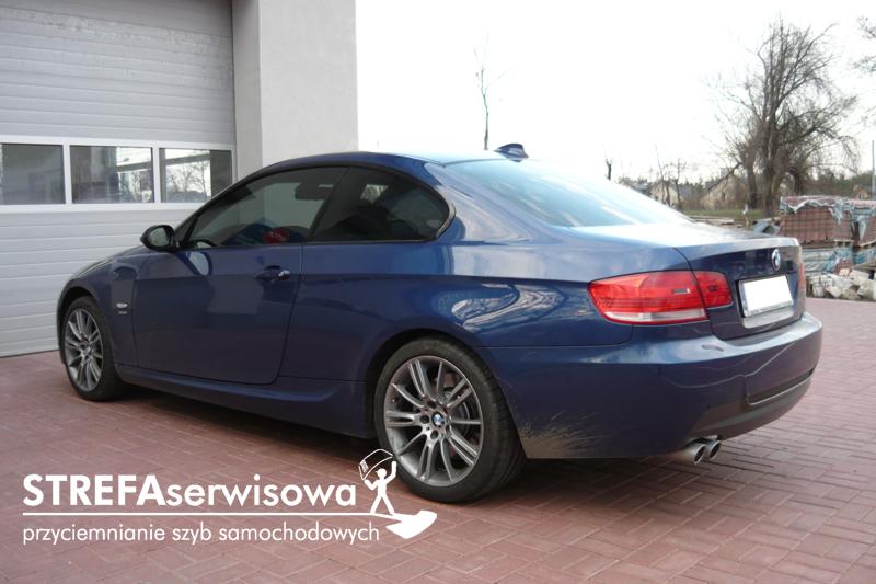 3 BMW 3 E92 Przód 35% Tył 35%