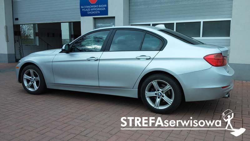 3 BMW 3 F30 Przód 50% Tył 35%