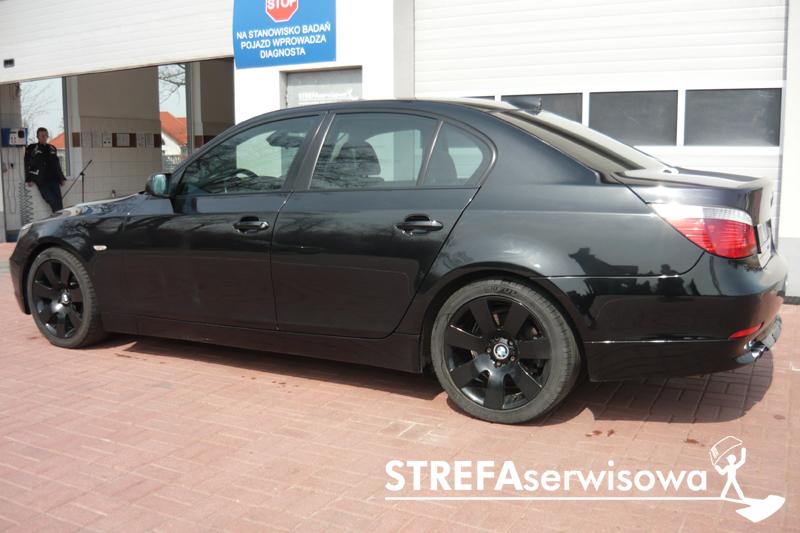 3 BMW 5 E60 Przód 50% Tył 50%