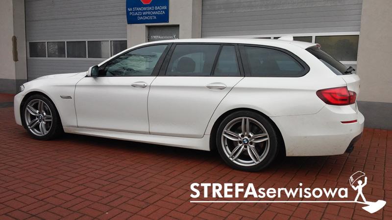3 BMW 5 F11 Tył 35%