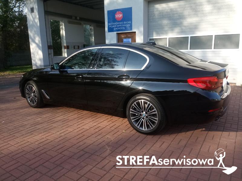 3 BMW 5 G30 Tył 20%