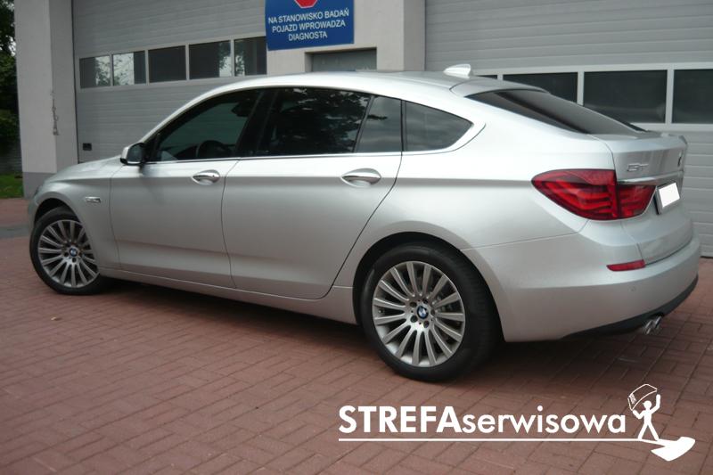 3 BMW 5GT F07 Przód 50% Tył 20%