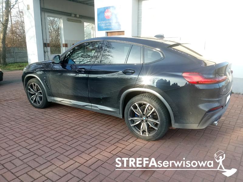 3 BMW X4 G02 Tył 20%