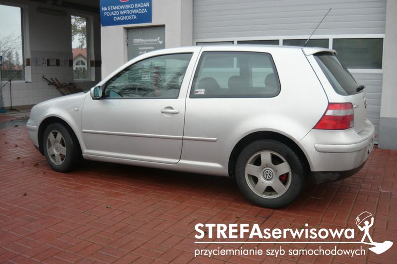 3 VW Golf IV hatchback 3d Przód 70% Tył 70%