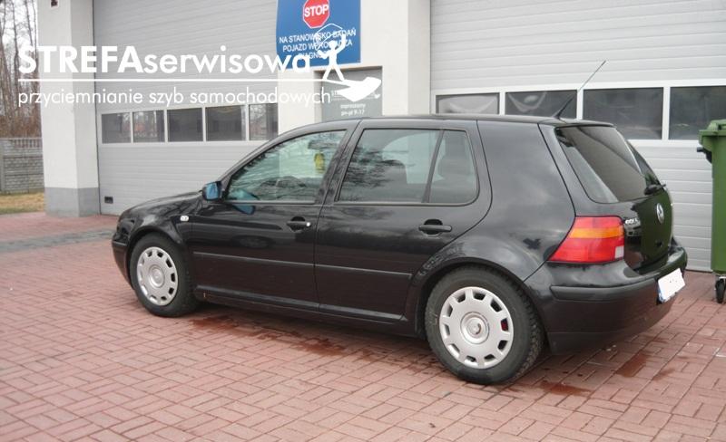 3 VW Golf IV hatchback 5d Tył 35%