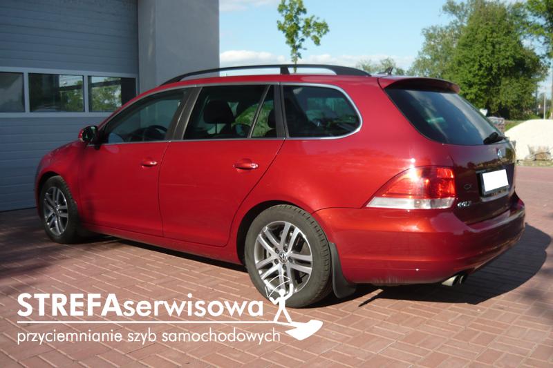 3 VW Golf V kombi Przód 70% Tył 35%