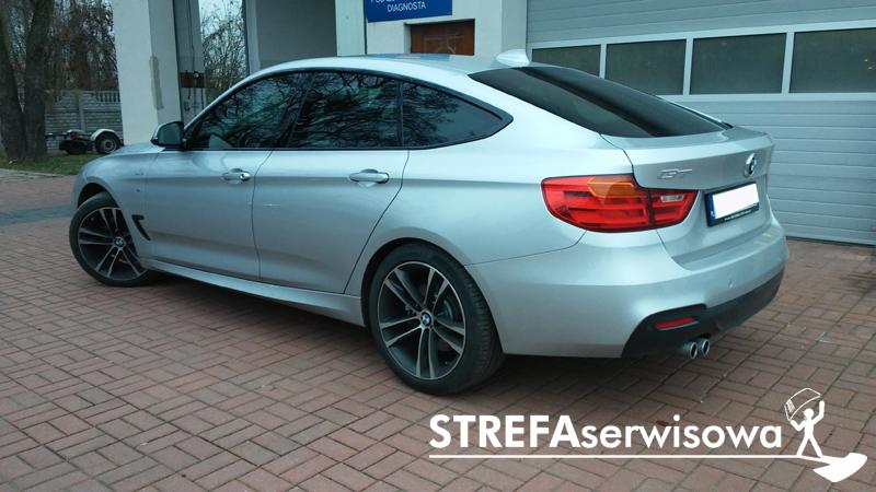 4 BMW 3GT F34 Przód 50% Tył 35%