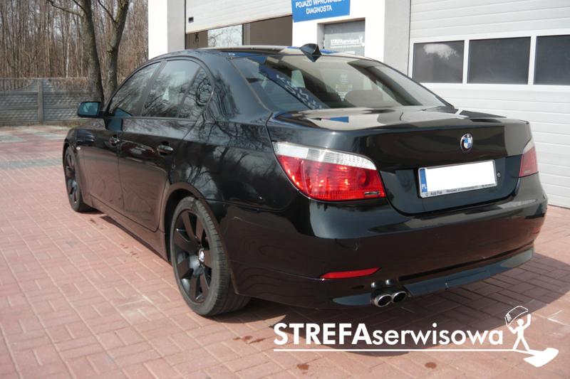 4 BMW 5 E60 Przód 50% Tył 50%