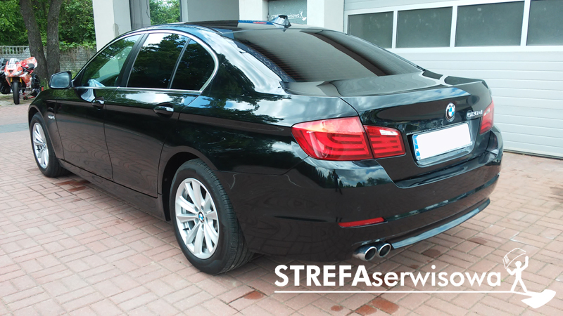 4 BMW 5 F10 Tył 5%