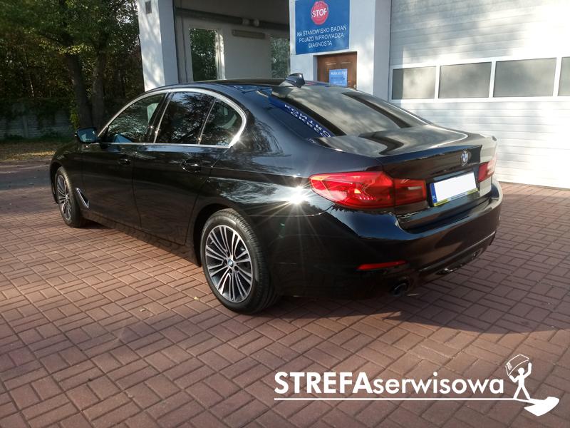 4 BMW 5 G30 Tył 20%