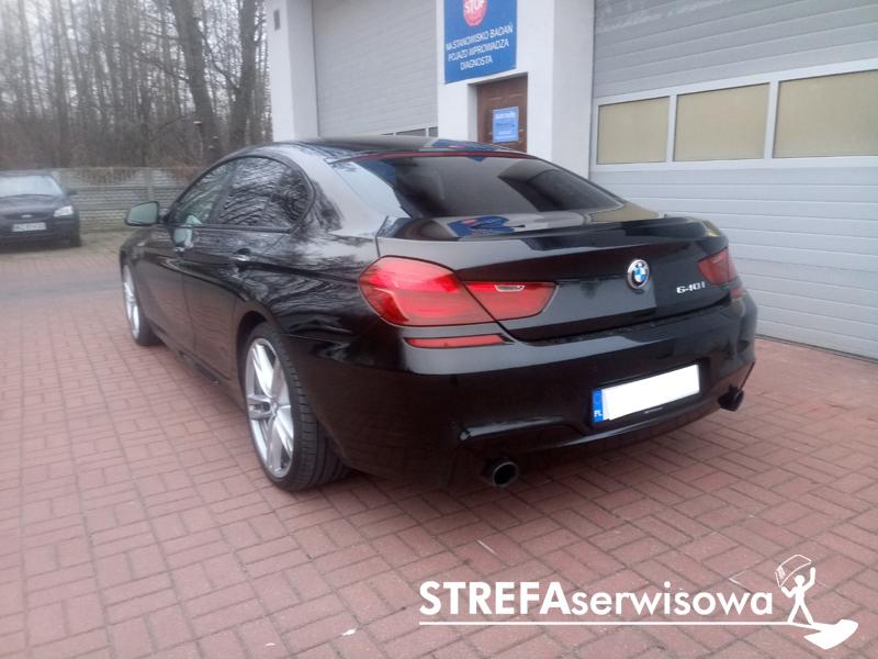 4 BMW 6 Gran Coupe F06 Tył 20%